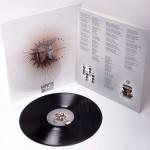 Альбом «Имя рек» Вячеслава Бутусова и группы «Ю-Питер» на LP